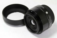 *Brand New - Outlet* Sigma A Art 30 mm f/2.8 DN Lens For Micro Four-Thirds Black