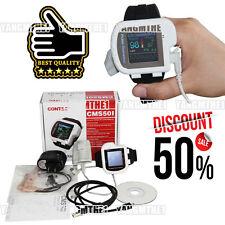 CMS50I oxymètre sonde standard pour adulte poignet contec, son PR, écran OLED