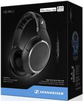 Sennheiser HD 461i Over Ear Kopfhörer 112dB Headset 506775 Fernbedienung NEU OVP