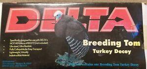 Delta Breeding Tom Turkey Decoy 80378 new old stock