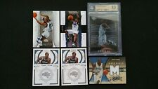 DWIGHT HOWARD ROOKIE RC EXQUISITE COLLECTION NATIONAL TREASURES AUTO LOT (6) BGS