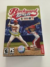 Backyard Sports: Baseball 2007 (PC, 2006)