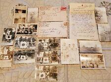 New listing Wwii Photo Letter Lot Corpsman Iwo Jima Wia Captured Japanese Flag Marine Usmc