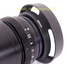 LEICA 39m fit Metal Vented Lens Hood for E39 Summicron 2/50mm Summaron-M 2/35mm