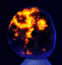 New ListingYooperlite Sodalite Fluorescent Crystal Mineral Specimen Beach Rock Michigan