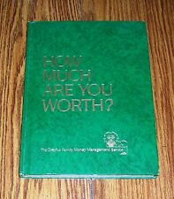 """How Much Are You Worth?"" (Dreyfus Family Money Mgmt Svcs) by Everett B Mattlin"