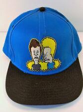 BEAVIS and BUTTHEAD Baseball CAP Hat Turquiose and Black