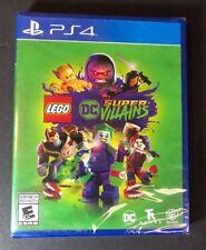 LEGO DC Super Villains (PS4) NEW