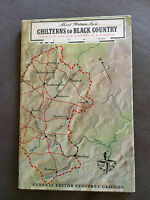 """1951 1ST EDITION """"ABOUT BRITAIN No.5 - CHILTERNS TO BLACK COUNTRY"""" HARDBACK BOOK"""