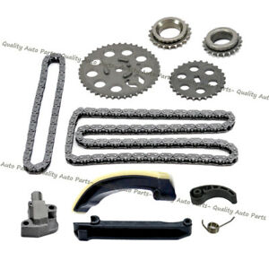 Smart City Coupe ForTwo Roadster 0.6 0.7 Timing Chain Kit + Oil CHAIN KIT FULL