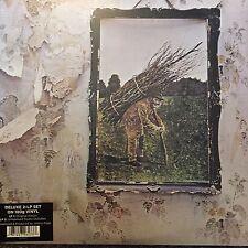 Led Zeppelin - Led Zeppelin IV - Deluxe 2 x 180gram Vinyl LP  BRAND NEW & SEALED