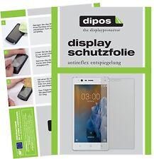 6x Nokia 3 Pellicola Protettiva Protezione Schermo Antiriflesso dipos