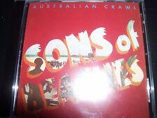 AUSTRALIAN CRAWL (James Reyne) Sons Of Beaches (Australia) CD - NEW