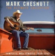 Mark Chesnutt - The Ultimate Collection Complete MCA Singles 1990  2000 [CD]