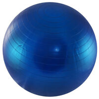 Balancing Stability Ball for Pilates Anti-Burst, 45CM Blue E8W1