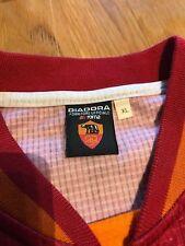 maglia roma  match worn 1997/1998 FELPATA