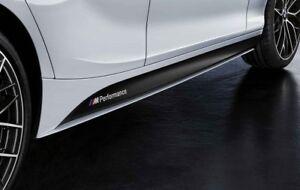 Genuine BMW M Performance Side Sill Foils F32/F33/F36 PN:51142348911 UK New