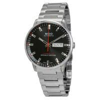 Mido Commander II M021.431.11.051.00 Automatic Black Dial Men's Watch