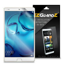 3X EZguardz NEW Screen Protector Shield HD 3X For Huawei MediaPad M3