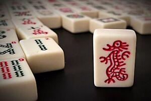 Vintage Mahjong Tiles LOT