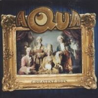 AQUA - GREATEST HITS  CD  19 TRACKS INTERNATIONAL POP BEST OF / COMPILATION NEW!