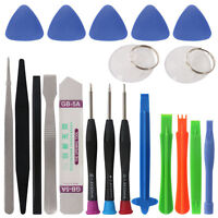 20 in 1 Mobile Phone Repair Tools Kit Pry Opening Tool Cellphone Hand Tools Set!