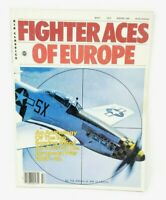 Fighter Aces of Europe Air Classics Special Edition Magazine Winter 1985