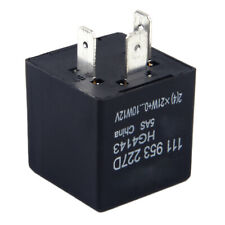 3 prong Flash Lamp Turn Signal Relay 111953227D Fit for Audi VW Porsche Volvo mt