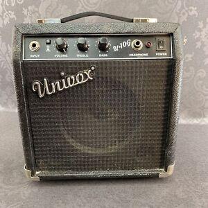 Meteor Univox U10G Mini Guitar Amplifier Amp Vintage