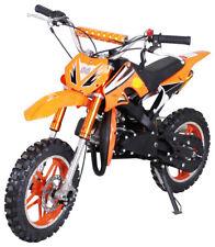Minimoto  Cross 50cc Minicross DELTA Ruote 10 pollici limitatore  Arancione
