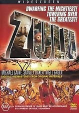 Zulu (DVD, Original), All Region, Like new, free shipping