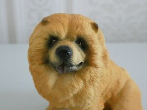 RESIN ORNAMENT OF A CHOW CHOW - PERFECT CONDITION