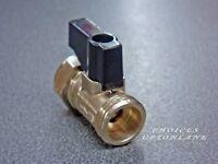 250mm Mono Flexi Tap Connector 1//2/'/' x 12mm