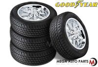 4 Goodyear Wrangler All Terrain Adventure With Kevlar 255/70R18 113T A/T Tires