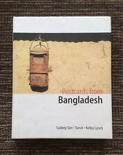 RARE 1st Edition 2002 Postcards from Bangladesh by Sudeep Sen, Tanvir, Lynch