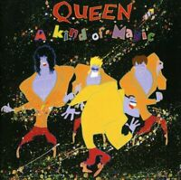 Queen - A Kind Of Magic [2011 Remaster Deluxe Edition] [CD]