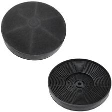 2 x Extractor Fan Vent Carbon Charcoal Cooker Hood Filters For CDA EIN60 ECHK90