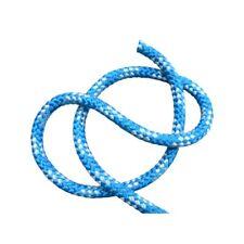 Marine Rope Polyester Braided Blue & White, Sailing Sheets, Halyards: Freepost