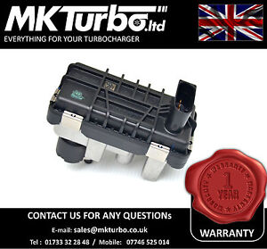 Ford Mondeo Ford Focus/Mondeo/S Max 06- 1.8tdci G-222 Turbo Electronic Actuator