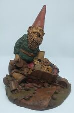 """TOM CLARK """"TAYLOR"""" GNOME 1985 CERTIFICATE OF AUTHENTICITY MINT CONDITION RETIRED"""