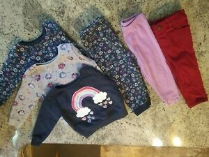 Baby Girl Clothes Size 18 Months Lot / Garanimal