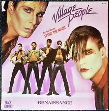 33t Village People - Renaissance (LP)