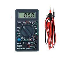 DT-830B LCD Numérique Voltmètre Ohmmètre D'ampèremètre Multimètre Handheld Teste