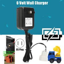 6V AC Charger Adaptor Power Supply US Plug for Avigo Kid Toy Car Battery 500MA