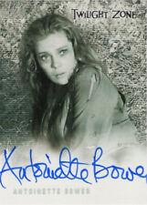New ListingAntoinette Bower: 1999 Rittenhouse Twilight Zone Series 1 Autograph card #A-11