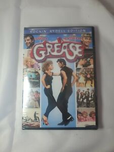 Rockin Rydell Edition: Grease (DVD, 1977) w/ Slipcover New/Sealed