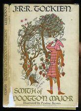 Tolkien, JRR: Smith of Wootton Major HB/DJ 1st/1st