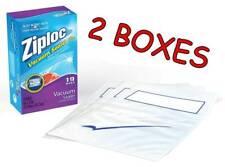 Ziploc Vacuum Seal Bag Food Storage Bags For Sale Ebay