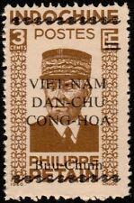 ✔️ VIETNAM HO CHI MINH 1945 - PERF 12:14 - MI. 13 aC SC 1L6 (*) MNGAI [VN013]