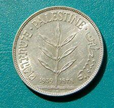 Palästina (das britische Mandat) 100 Mils 1939 in VZ